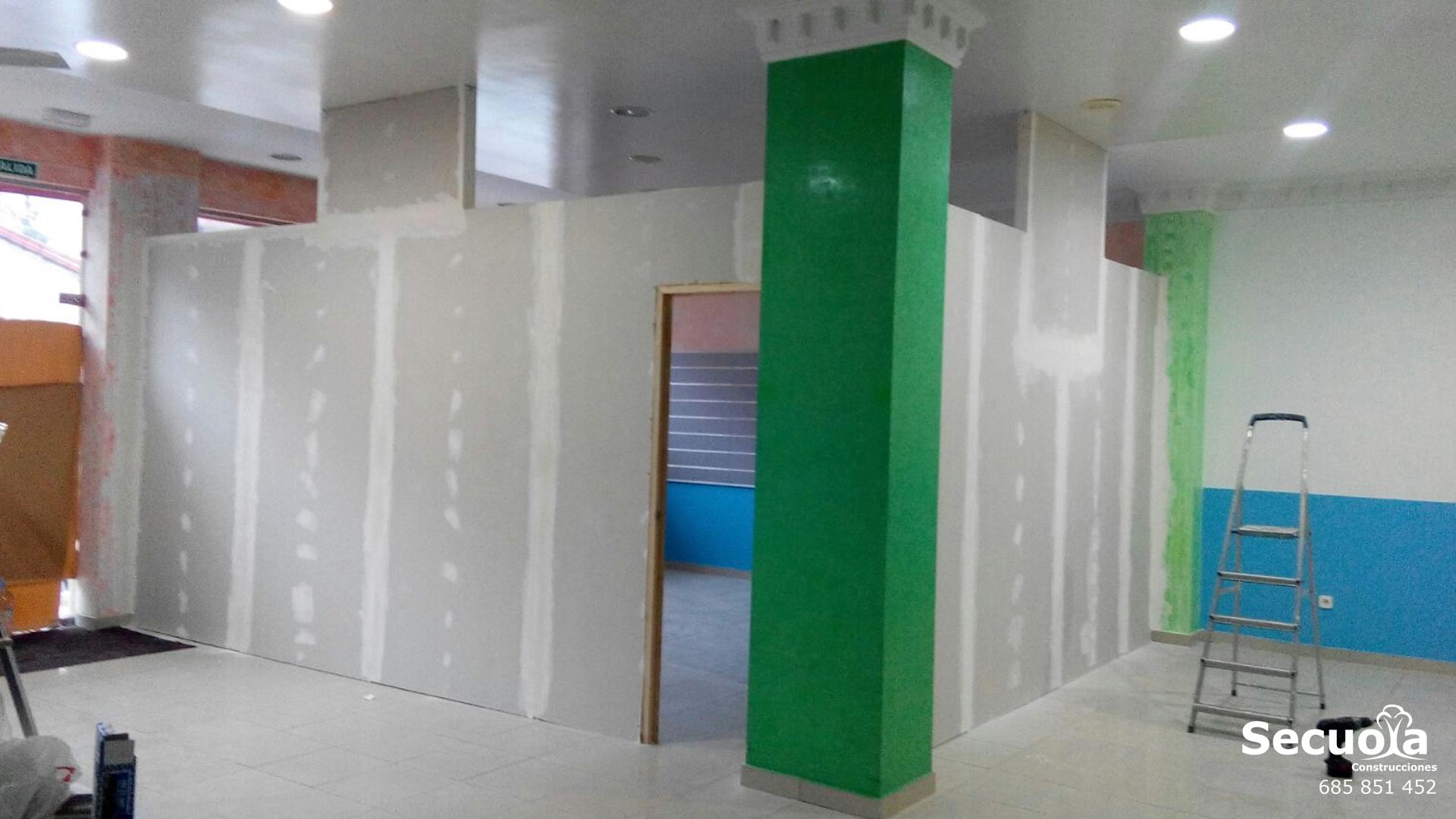 Reforma De Local Comercial En Los Corrales De Buelna